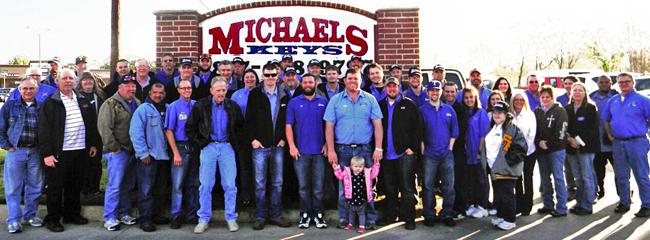 Michaels Keys Locksmith Dallas Texas