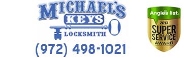 Michael's Keys Dallas, Texas