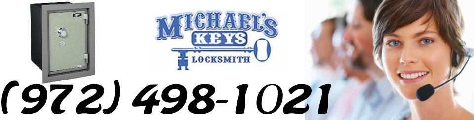 Michael's Keys Dallas Texas | Locksmith, Key Duplication Service, Safe & Vault Shop